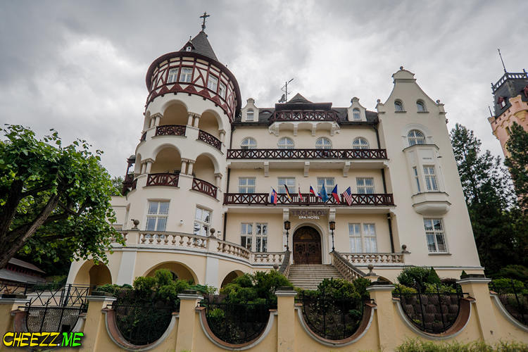 Book hotels in karlovy vary