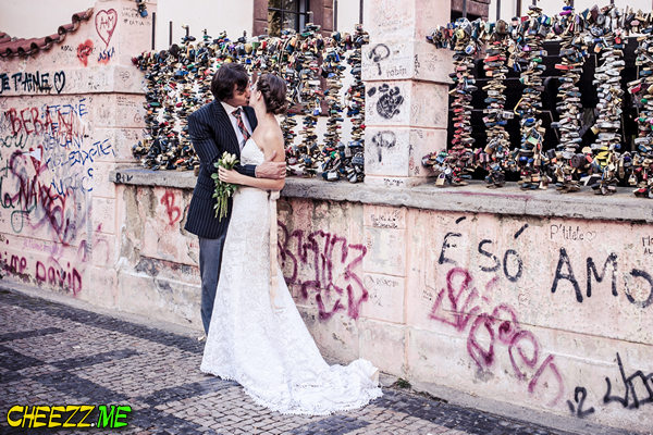 cheap wedding photography in Prague