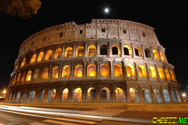 Colloseo in Rome photo