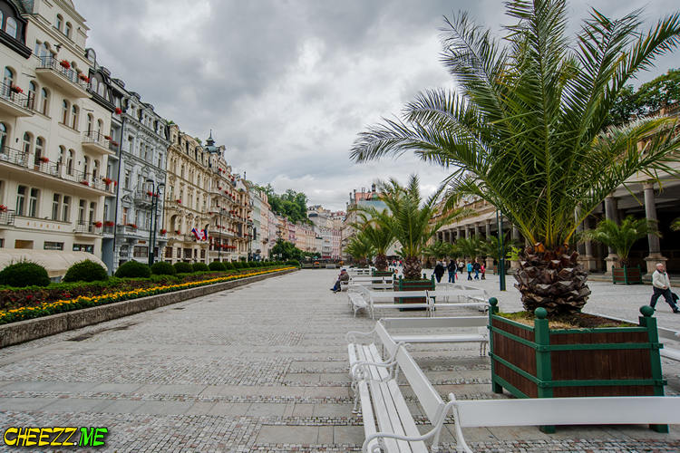 Czech Vacations in Karlovy Vary