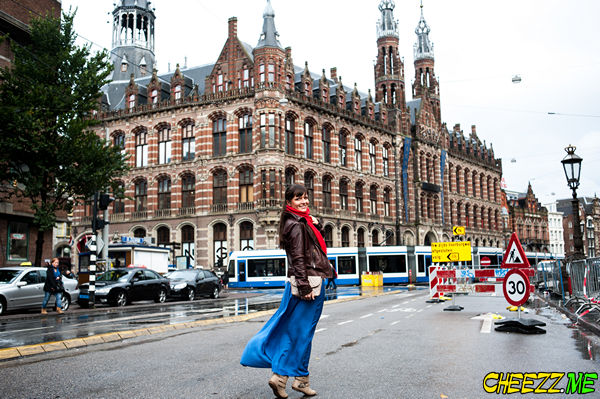 Photographer in Amsterdam