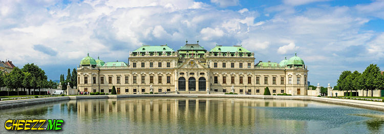 Tour from Prague to Vienna attractions