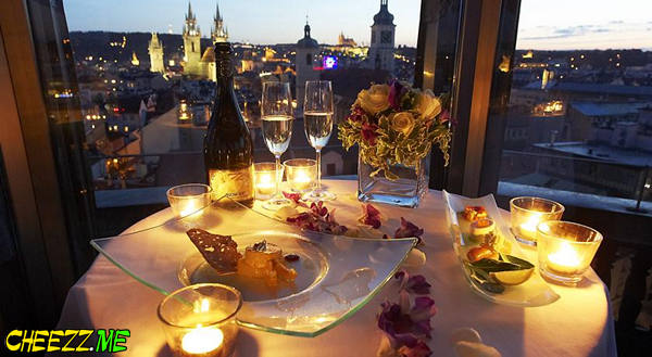 Luxury Hotel Paris in Prague