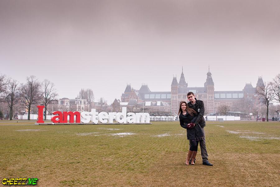 I Amsterdam photo