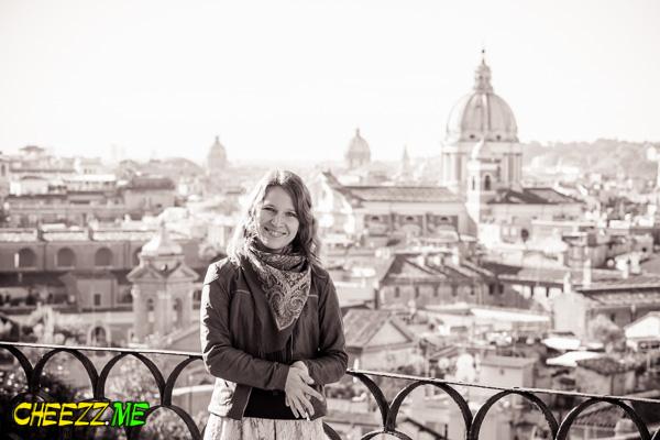 Individual walking tour in Rome