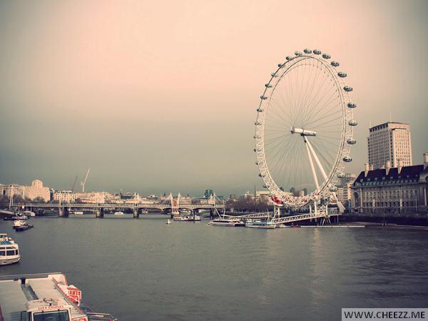 колесо обозрения в лондоне фото цены