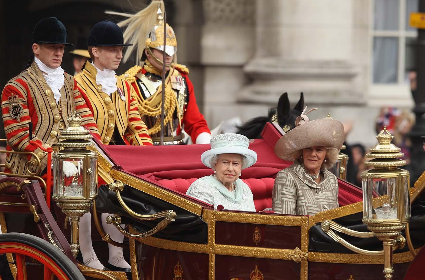 Букингемский дворец в Лондоне экскурсии фото