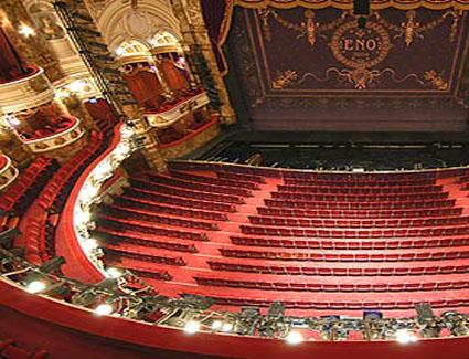 английская национальная опера фото