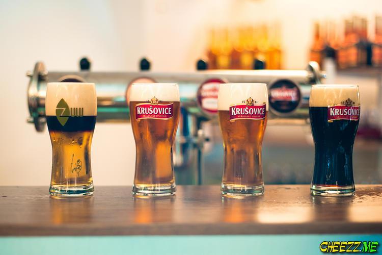 Чешское пиво Крушовице