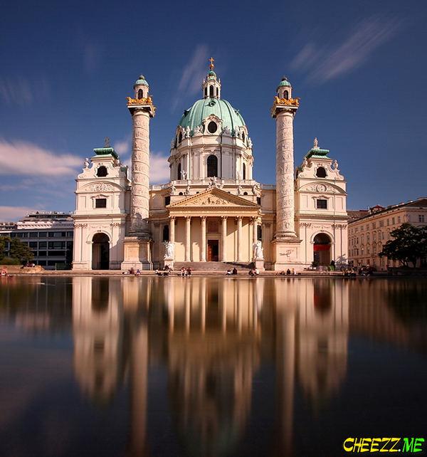 Достопримечательности Вены- экскурсия из Праги