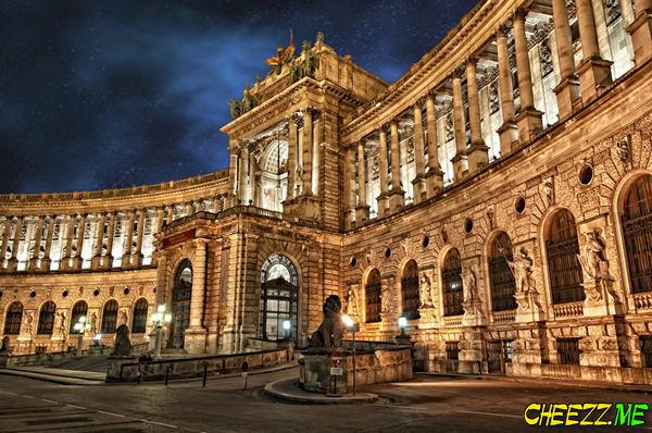 Архитектура Вена - самый красивый город в мире