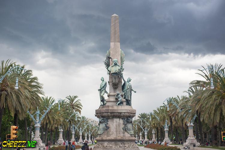 Достопримечательности Барселоны фото