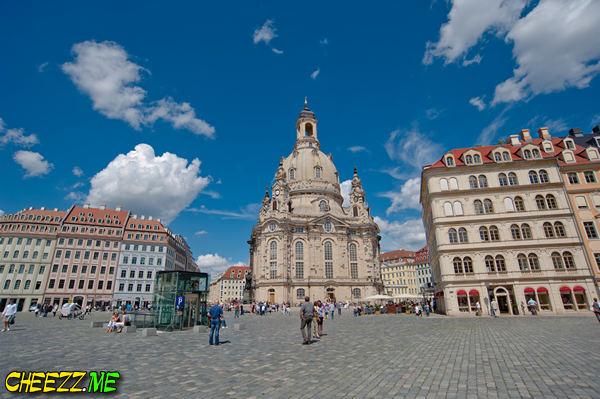 Главная достопримечательность Дрездена