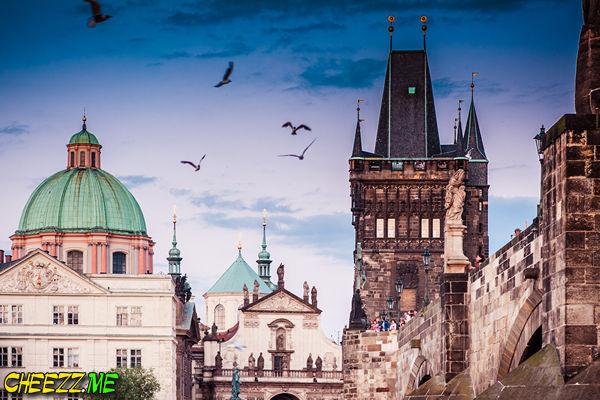 Достопримечательности Праги - Карлов Мост
