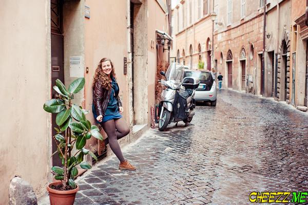 прогулка по Риму - фотосессия в столице Италии