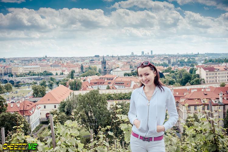 Экскурсия в Праге на Пражский Град с фотографом