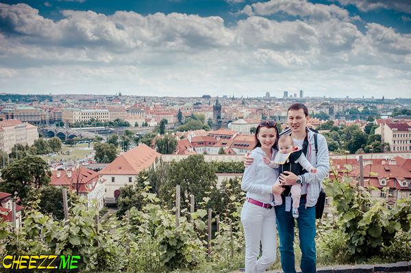 Экскурсия в Праге с фотографом