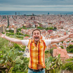 Фотограф - экскурсия в Барселоне