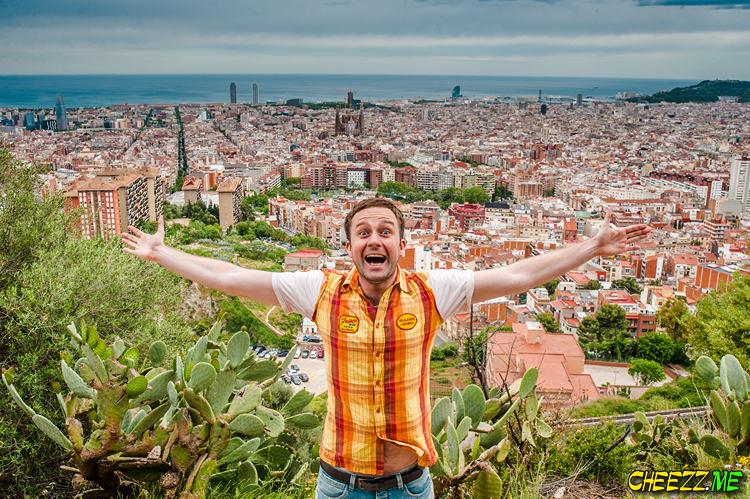 Достопримечательности Барселоны индивидуальная экскурсия с фотографом