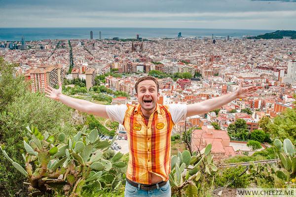 Индивидуальная экскурсия - фотограф за границей
