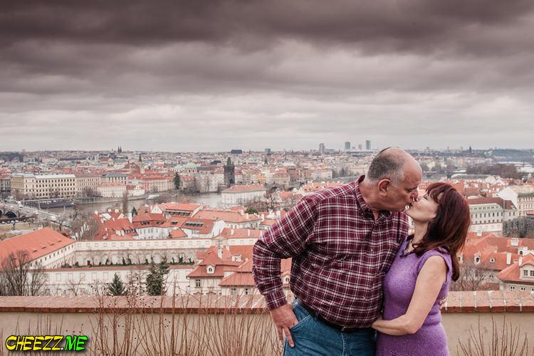 Фотосессия в Праге - Пражский град