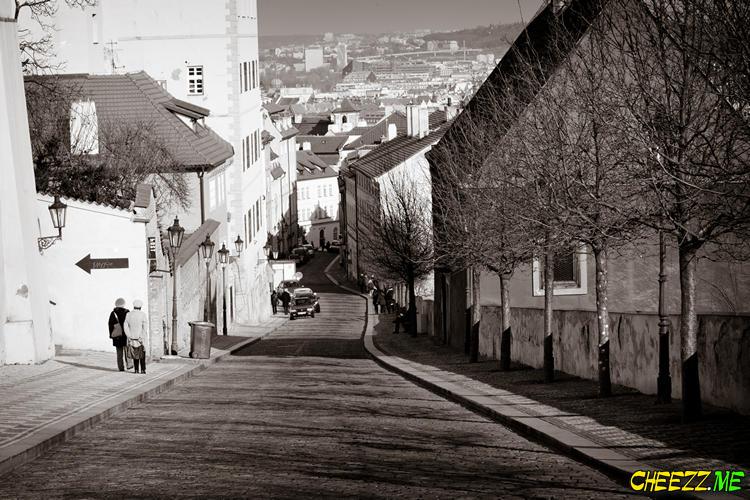 Градчаны экскурсия в Праге на русском