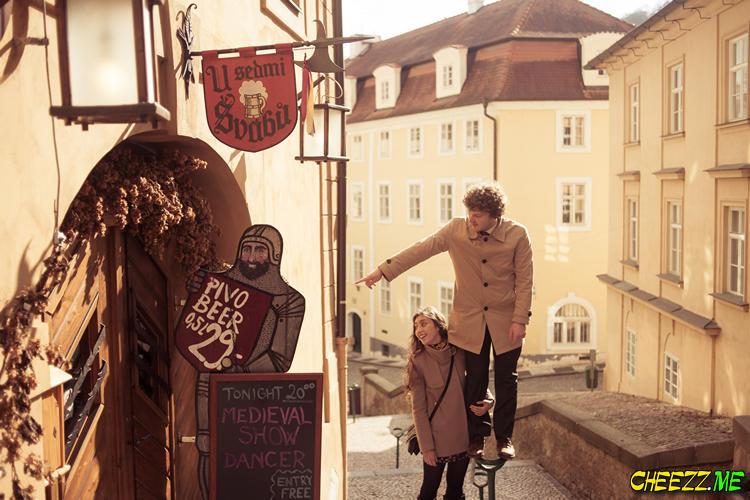 Индивидуальная экскурсия в Праге на русском - Пражский Град и Градчаны