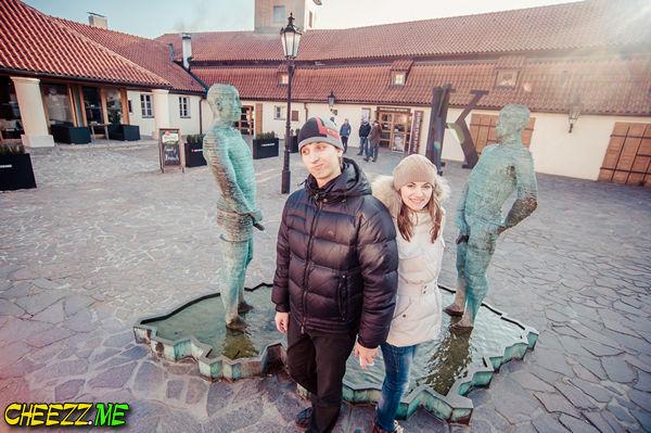 Музей писателя Франца Кафки в Праге