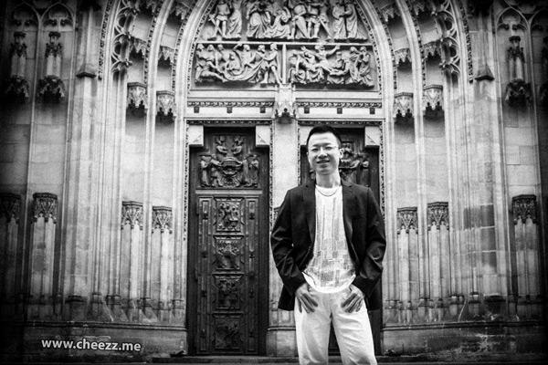профессиональный фотограф в Праге - фотосессия на пленку