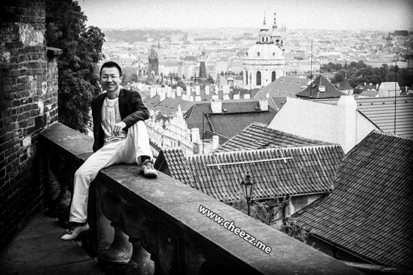 фотосессия в Праге на пленку