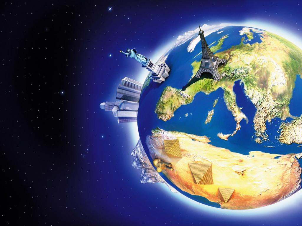 планета путешествий