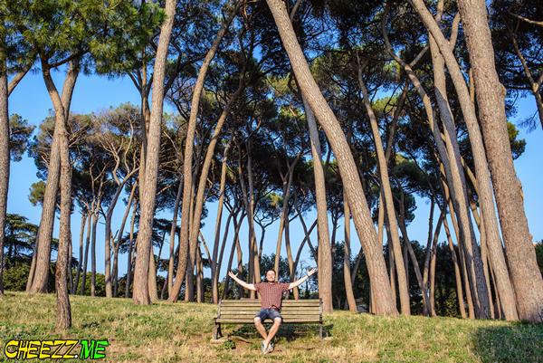Прогулка по Риму - индивидуальная экскурсия с фотографом