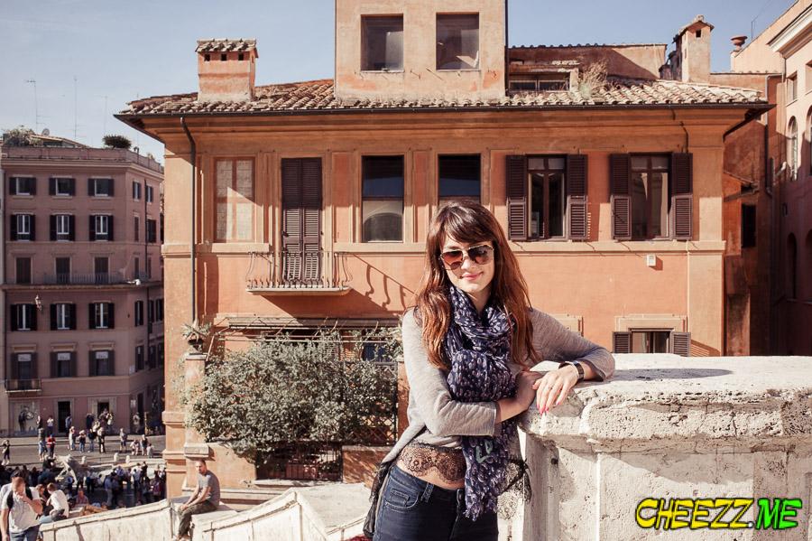 Прогулка по Риму с гидом и фотографом