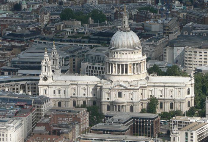 Собор Святого Павла в Лондоне экскурсия фото