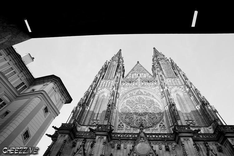 Собор Святого Вита - Пражский Град в Чехии
