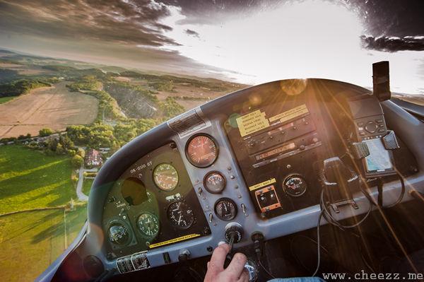 полет над Чехией - индивидуальная экскурсия