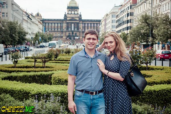 Народный музей на Вацлавской площади в Праге