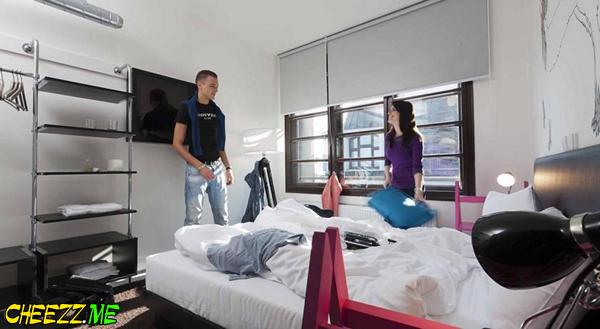 Fusion Hotel недорогой отель в Праге
