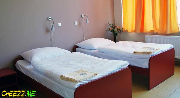 Plus Prague Hostel дешевый отель в Праге