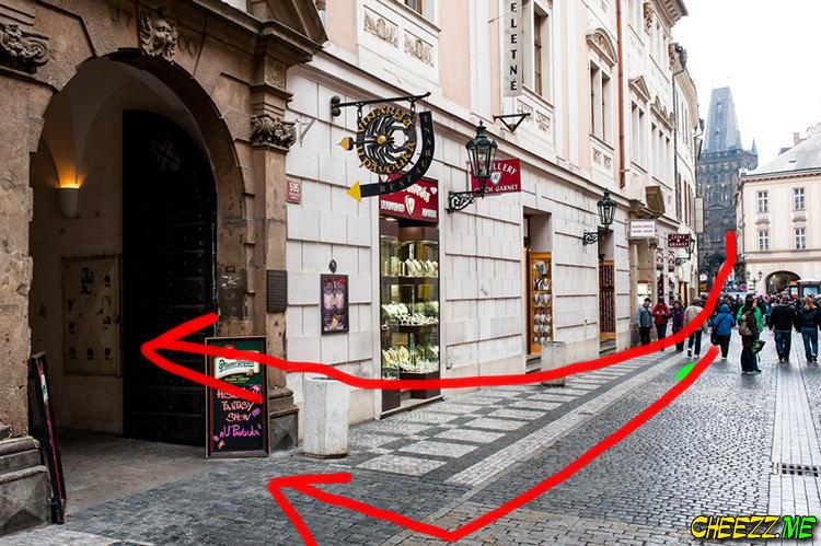 Карловарская косметика - магазин в Праге