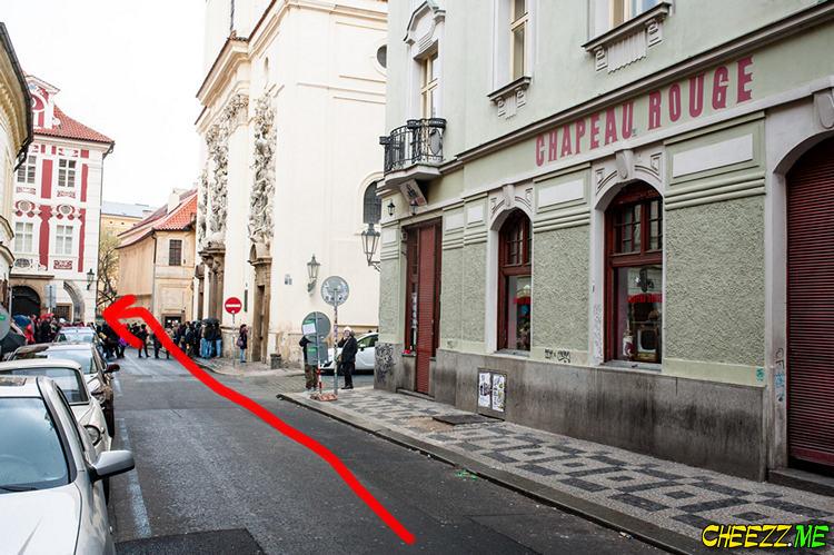 Карловарская косметика в Праге тут
