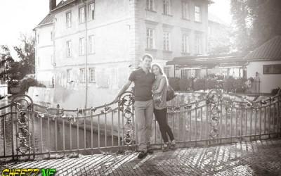 Прогулка по Праге летом