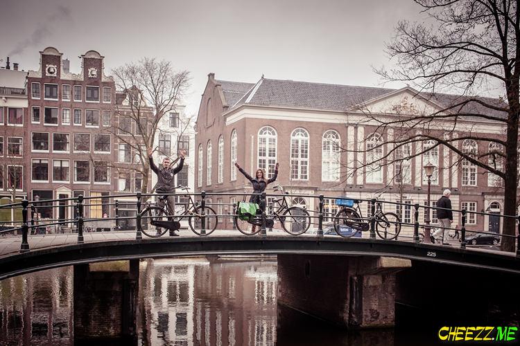 Достопримечательности Амстердама экскурсия с фотографом