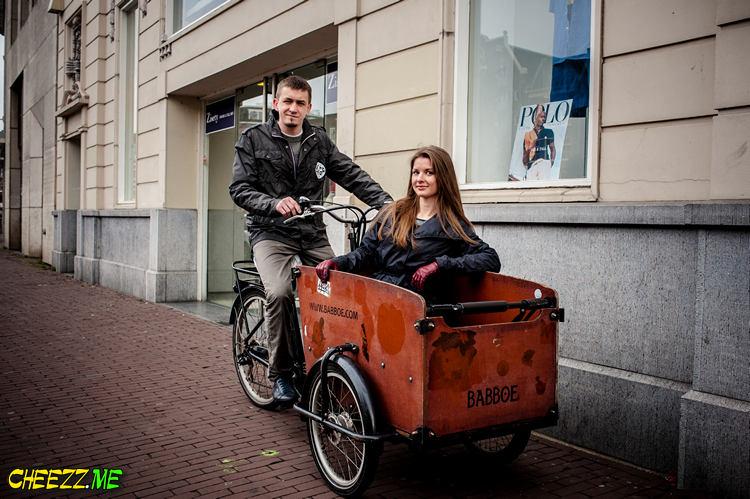 Экскурсия по Амстердаму с фотографом