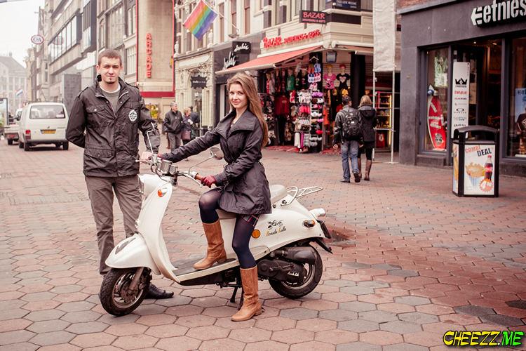 Фотограф Амстердам индивидуальная экскурсия
