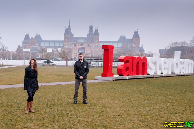 Фотосессия в Амстердаме индивидуальная экскурсия