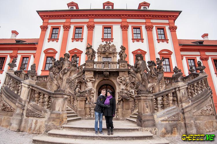 Тройский замок Прага - индивидуальная экскурсия
