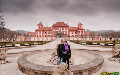 Тройский замок в Праге - индивидуальная экскурсия с фотографом