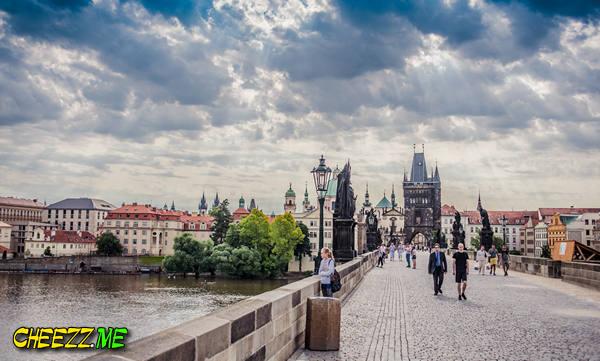 Прогулка по Праге - Карлов мост