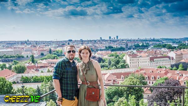 Прогулка по Праге - Пражский Град